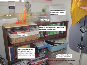 Bookshelf & DF