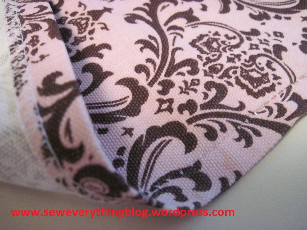 Easy Blind Hem, Serged! – Sew Everything Blog