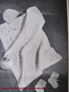 9 baby blanket