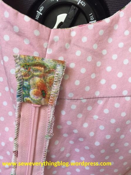 zipper cover