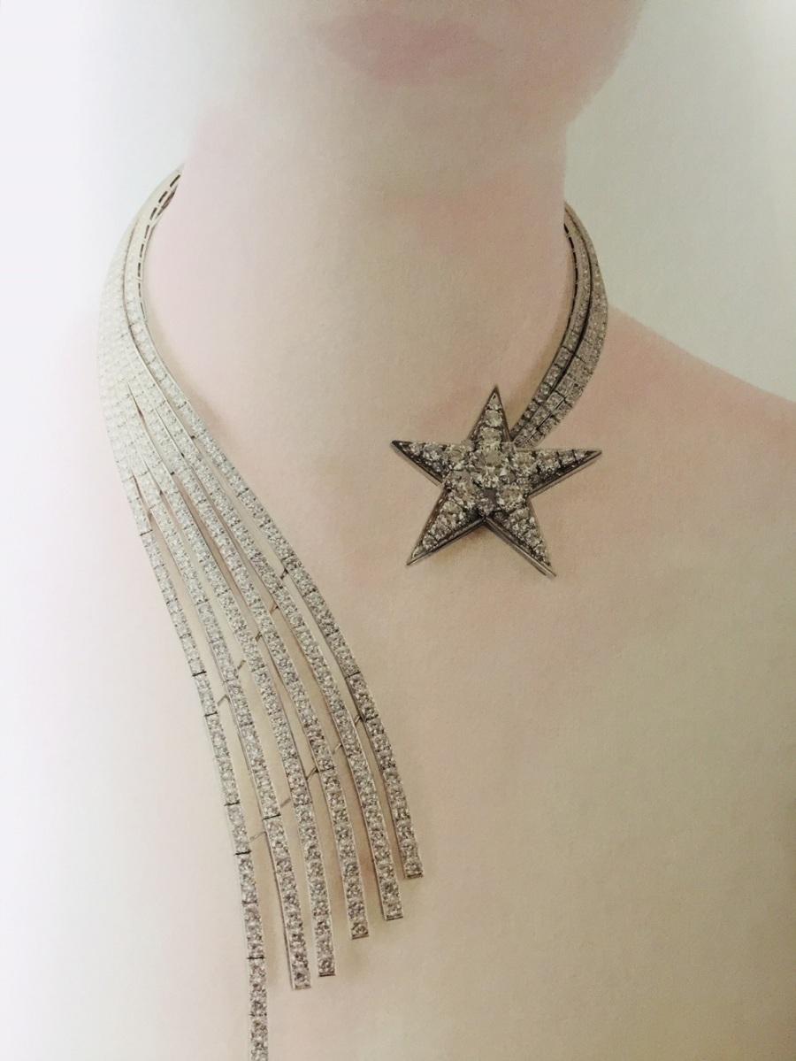 Chanel star