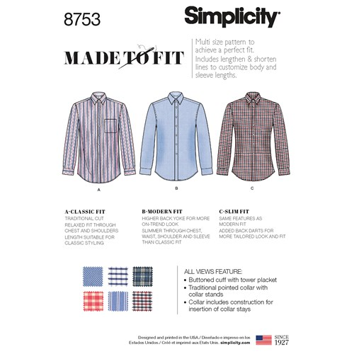 simplicity-mens-fitted-shirt-pattern-8753-envelope-front