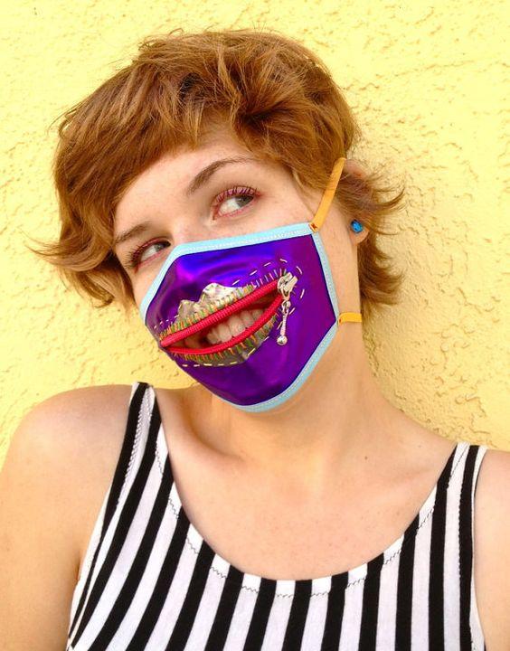 Etsy Joker mask